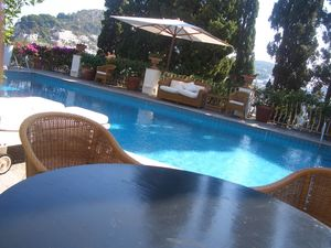 Luxury Villa in Capri with pool and panoramic area