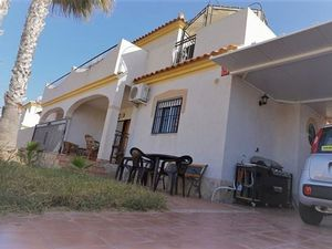 ID4348 Quad Villa 3 bed Playa Flamenca Orihuela Costa