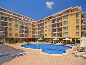 One bedroom apartment in Sunny Day 2 and 650 m to the beach