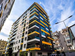 Brand New 3+1 compound apartment for sale in Istanbul
