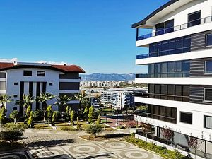 Sea view 2+1 apartment for sale in Istanbul