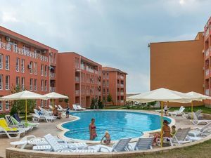 Furnished Studio with balcony in Sunny Day 6, Sunny Beach