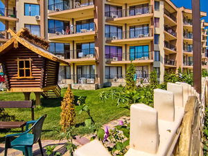 Furnished 1-bedroom apartment in Sea Grace, Sunny Beach