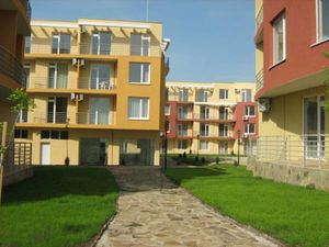 Furnished STUDIO with balcony for sale in Sunny Day 3