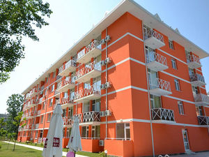 One bedroom apartment in Gerber 3 Sunny beach 700m to sea