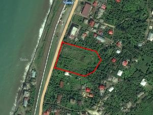 2.68 acres on the coast line near Batumi!