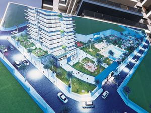 ALANYA NEW LUXURY RESIDENCES WITH FULL ACTIVITIES FOR SALE