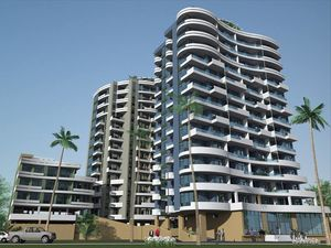Great panoramic sea&mountain view apartment in MarineHouse
