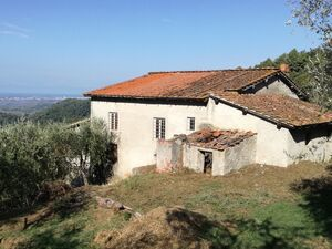 Country house near the coast Lucca hills - [V0050]