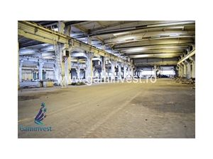 Industrial building for rent, Bihor county, Romania V2124A