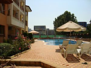 Ample 1 bed apartment – 68 m2, in Sunny Dreams, Sunny Beach