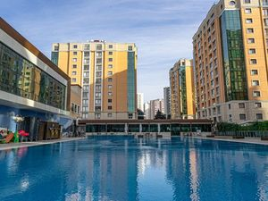Luxury 2+1 compound apartment for sale in Istanbul