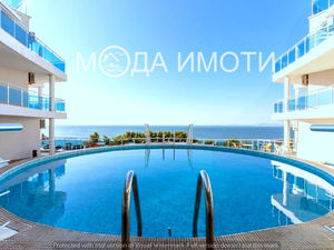 First sea line! Apartment with sea view in Ravda!