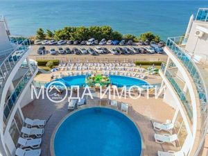 Top offer! One-bedroom apartment with sea view in Ravda