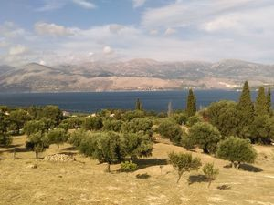 Land for Sale at Kefalonia, 300 m from the sea, sea view