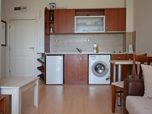 Nicely furnished apartment in Sunny beach, 10 min to the sea