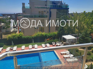 1bed apartment, sea view, 2min away from the beach
