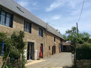 Detached house in Brittany France