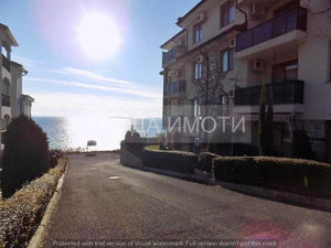 two-bedroom apartment with sea view in Saint Vlas!