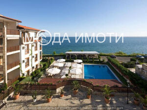 First line sea! 1bed apartment with sea view