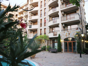 2-bedroom apartment in complex Cascadas 4*, Sunny Beach