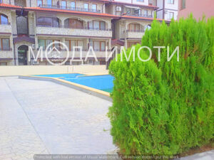 50m to the beach! 1bedroom apartment in Saint Vlas