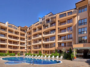 One bedroom apartment in a quiet area of Sunny Beach!