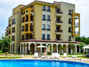 Large one bedroom apartment of 75 m2