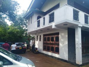 Sri Lanka Colombo Villa Type valubel house for sale