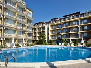 Apartments in the center of Sunny beach, payment plan