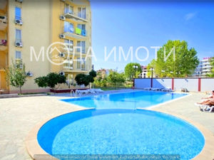 One bedroom apartment 300m from the sea in Sunny Beach!