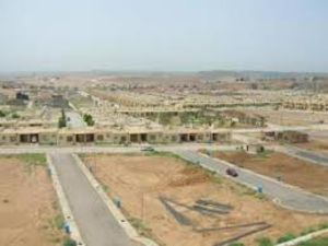 Corner Plot In Bahria Town For Sale