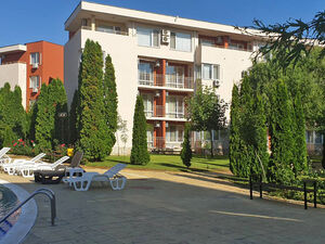 Top floor apartment in Nessebar Fort Club with nice views