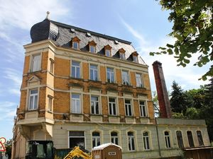 A1 Good Location Corner Building in Oelsnitz 4 Appartments