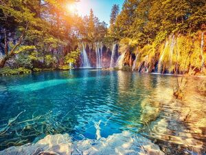 Plitvice lake EXCLUSIVE BUILDING LAND WITH WRITED PROJECT