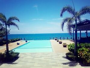 Great seafront apartment in Playa Juan Dolio, Dom. Rep.