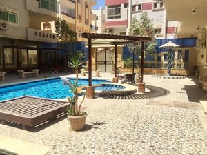 Cosy 1 bedroom apartment in a residential compound in Arabia