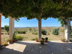 Countryside Vila with stunning view of Mount Olympus