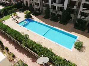 100 sq. m. 1-bedroom apartment, Balkan Breeze 1 Sunny Beach