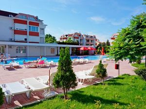 Furnished 1-bedroom apartment in Sunny Fort, Sunny Beach