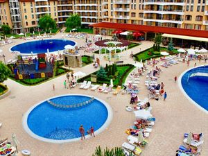 1-bedroom apartment in Royal Sun, Sunny Beach