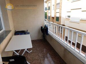 3 bedroom apartment with garage and storage