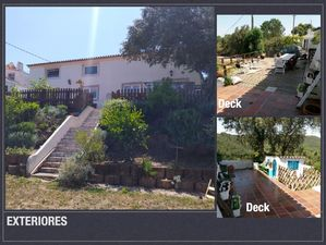 Fantastic House 100 Meters From the national park in Gradil,