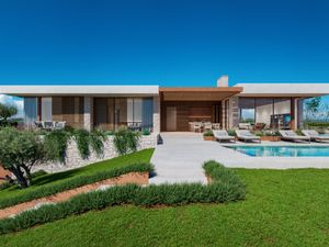 Luxury villas Istria Farkas sells new villas with pool
