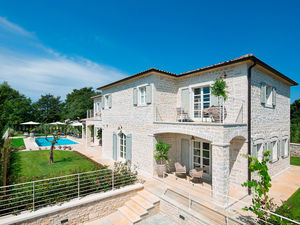 New stone villa with pool for sale, Istria, Croatia