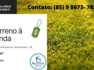 Land for Sell in Jericoacoara, Ceara, Brazil