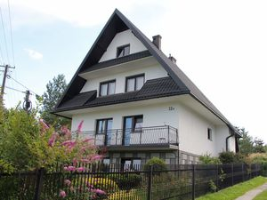 House for sale near mountains, forests and lakes