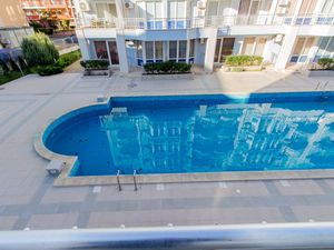 Pool View 1-bedroom apartment in Sunny Dream, Sunny Beach