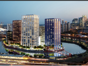 Beautiful luxury apartments for sale in city island ,LONDON