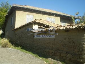 A solid Bulgarian house 70km from Veliko Tarnovo,5km from La